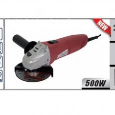 Polizor Raider Power Tools unghiular 115mm, 500W, Raider RD-AG41