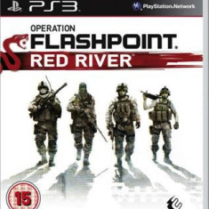 Operation Flashpoint Red River Ps3 - Jocuri PS3 Codemasters