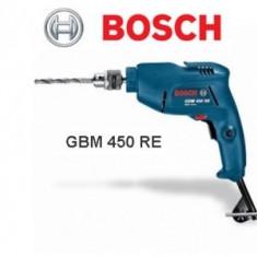 Masina de gaurit 450W, Bosch GBM 450 RE