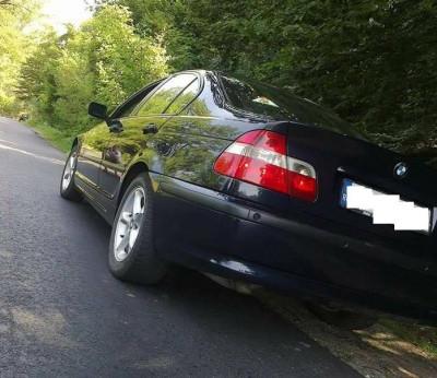 2004 BMW 320d, 6 trepte foto