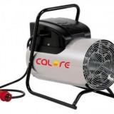 Tun de caldura electric din inox 10kW, 400V, CALORE D10i - Aeroterma