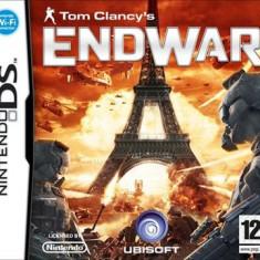 Tom Clancy s Endwar Nintendo Ds - Jocuri Nintendo DS Ubisoft