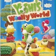 Yoshi s Woolly World Nintendo Wii U - Jocuri WII U, Actiune, 3+