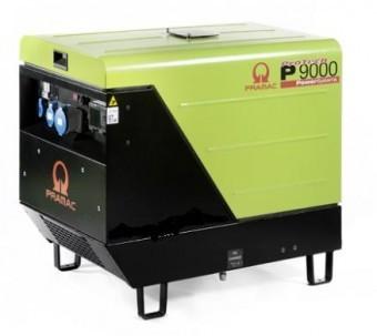 Generator de curent cu motor Lombardini P9000 - 8,78kVA foto mare