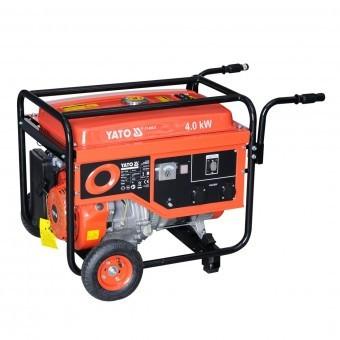 Generator benzina monofazat 4kW, Yato YT-85437 foto
