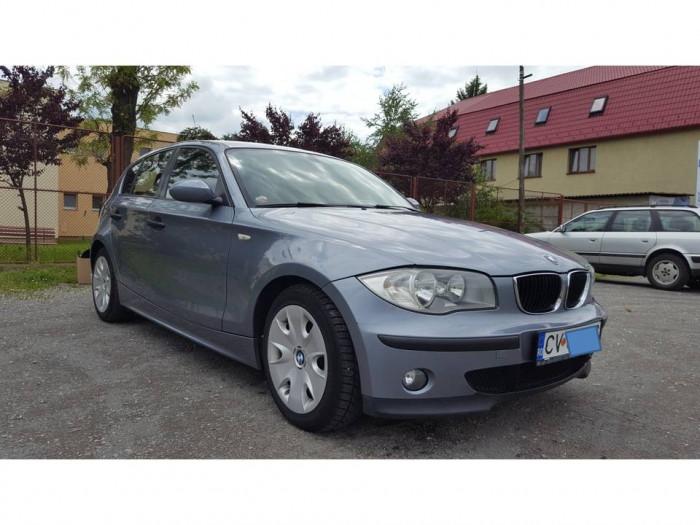 BMW 118D AN 2006 foto mare
