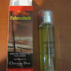 PARFUM 40 ML C.D FAHRENHEIT --SUPER PRET, SUPER CALITATE! - Parfum barbati Christian Dior, Apa de toaleta