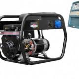 Generator benzina 8kVA, EAG 8000 cu automatizare inclusa - Generator curent