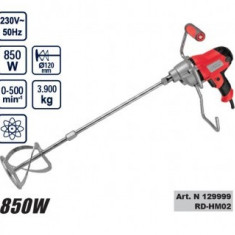 Amestecator 850W, Raider RD-HM02 - Amestecator electric