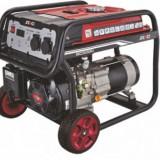Generator de curent monofazat 5.5kW, Senci SC-6000 - Generator curent