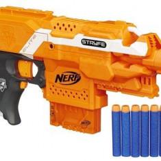 Jucarie N-Strike Elite Stryfe Blaster 2017 - Pistol de jucarie nerf