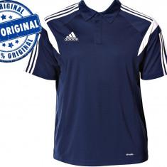 Tricou barbat Adidas Condivo Polo - tricou original - Tricou barbati Adidas, Marime: M, Culoare: Albastru, Maneca scurta, Poliester