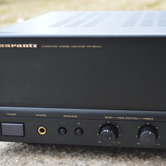Amplificator Marantz PM 62 MK II - Amplificator audio Marantz, 81-120W