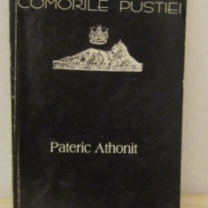 Pateric athonit / Cuviosul Paisie Aghioritul - Carti ortodoxe