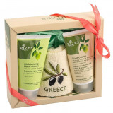 Set crema maini 150 ml, crema relaxanta picioare 150 ml, prosop Rizes