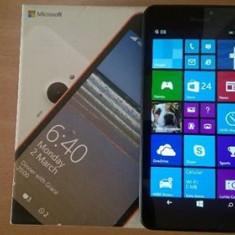 Microsoft Lumia 640 XL Single SIM - Telefon Microsoft, Negru, Neblocat