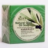 Sapun natural cu ulei de masline 100 gr Rizes (Gramaj: 50 gr) - Gel de dus