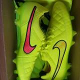 Ghete Fotbal Profesionale Nike Tiempo Legend V FG 631518-770 Marime 42,5