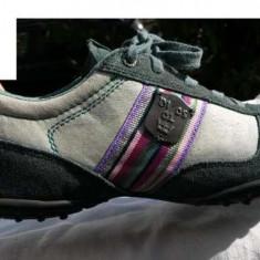Adidasi DIESEL dama nr.39 originali - Adidasi dama Diesel, Culoare: Din imagine, Piele naturala