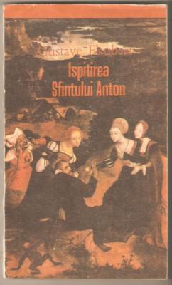 Gustave Flaubert-Ispitirea Sfintului Anton foto