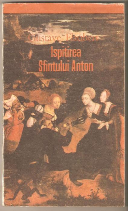 Gustave Flaubert-Ispitirea Sfintului Anton foto mare