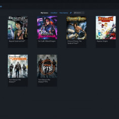 Cont Uplay cu The Division + altele - Jocuri PC Ubisoft, Shooting, 18+