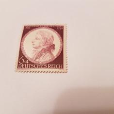 Germania reich 1941 mozzart/ serie MNH, Nestampilat