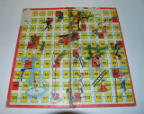 Plansa / tabla cu 2 fete de joc diferite, Germania, vechi, vintage, colectie
