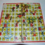 Plansa / tabla cu 2 fete de joc diferite, Germania, vechi, vintage, colectie - Joc colectie