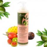 Lotiune de corp hidratanta cu ulei de masline si fructe exotice 250 ml Rizes - Crema de corp