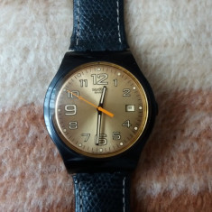 Ceas Swatch deosebit - Ceas barbatesc Swatch, Quartz