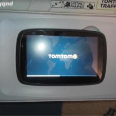 Navigator GPS TomTom GO 500, 5 inch, Toata Europa, Lifetime