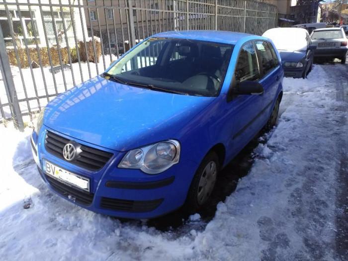 Volkswagen Polo (a.f.:2007), înmatriculat, puțin rulat în România(4000 km) foto mare