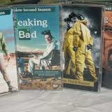 Breaking Bad 2008 2013 5 sezoane DVD - Film serial Altele, Crima, Romana