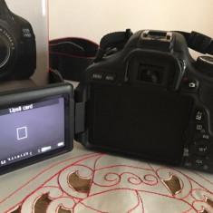 Canon EOS 600D - Aparat Foto Canon EOS 600D