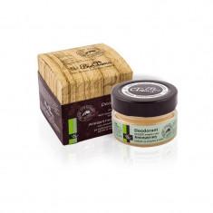 Deodorant Crema axile si picioare cu ceara albine, menta, tea-tree 40 ml - Antiperspirant