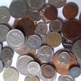 Lot 250 monezi si 70 bancnote, Europa
