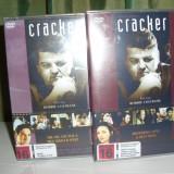 Cracker 1993 1996 DVD - Film serial Altele, Crima, Romana