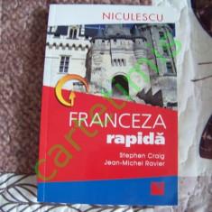 Franceza Rapida (curs de limba franceza) - Curs Limba Franceza