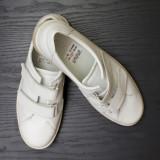Pantofi sport ECCO, din piele - OCAZIE 50 lei - Adidasi dama Ecco, Culoare: Alb, Marime: 39, Piele naturala