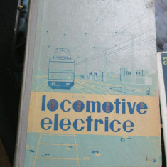 Locomotive electrice - N. Condacse - Carti Transporturi
