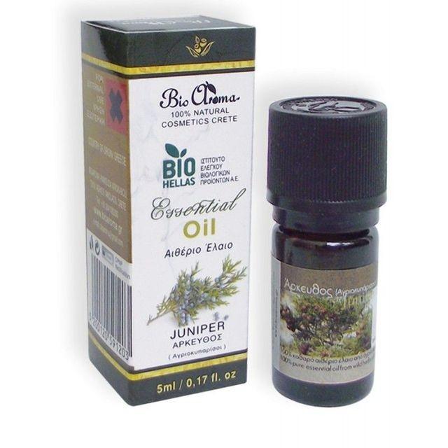 Ulei esential pur de Ienupar (Juniperus phoenicea) 5 ml foto mare