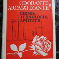 Odorante si Aromatizante - Chimie Tehnologie Aplicatii - Eliu Ceausescu