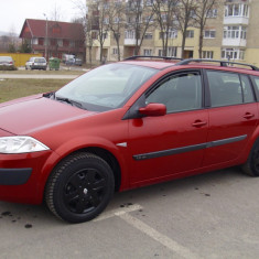 Renault Megane 2005 1, 6; 16V; 113 LE, Benzina, 210000 km, 1600 cmc