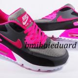 ADIDASI NIKE AIR MAX - Adidasi dama Nike, Culoare: Din imagine, Marime: 38, 40, Textil