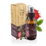 Lotiune tonica de fata BioAroma, apa de trandafir 100 ml - Crema antirid