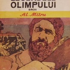 Legendele Olimpului. Eroii, vol. 2 de Alexandru Mitru - Carte mitologie