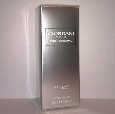 Apa De Parfum Giordani Gold White Original Oriflame Arhiva Okaziiro