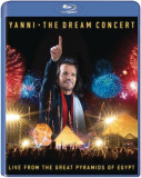 YANNI Dream Concert:Live from the Great Pyramids of Egypt (bluray)