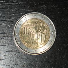Moneda bimetalica 2 euro Austria 2016, comemorativa, Europa